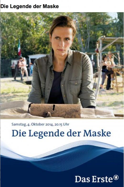 Die Legende der Maske